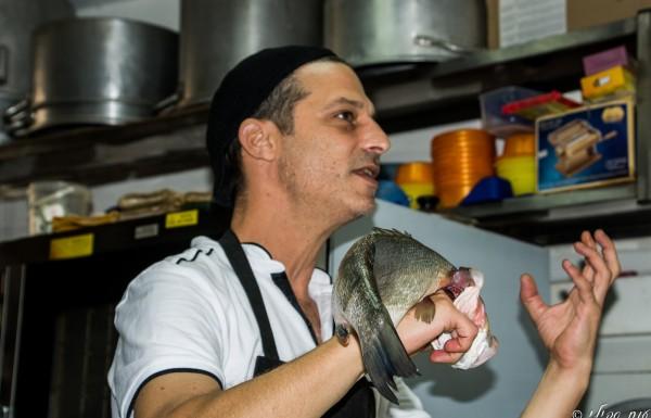 במטבח של מאיר השמן- סדנת דגים